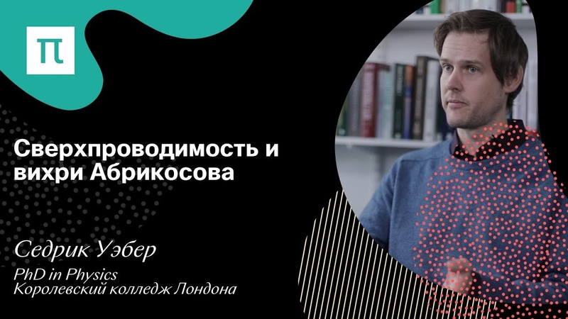 Сверхпроводимость и вихри Абрикосова Седрик Уэбер