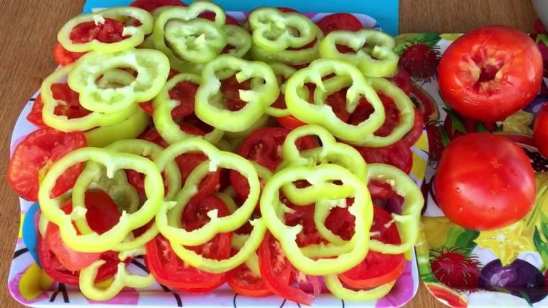 Սառեցնում ենք բանջարեղեններ ձմռան համար. Замо