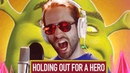 Holding Out for a Hero SHREK 2 METAL cover by Jonathan Young