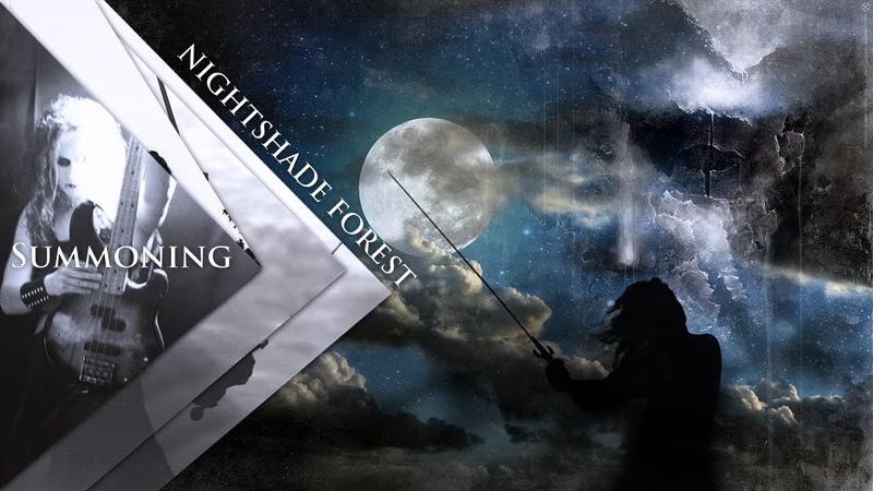 Summoning - Nightshade Forests (Español - English) Lyrics (CC)