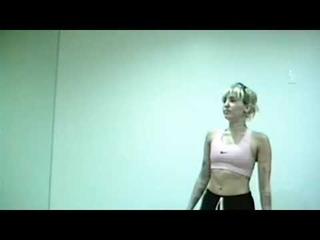 Miley Cyrus - Angels Like You (LIVE IG TV: superbowl prep/rehearsal)