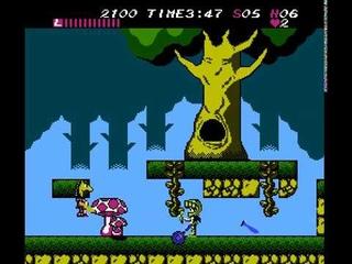 NES Longplay [886] Athena