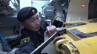 «Ларос 2019» российские танкисты готовятся к старту учений с Лаосом