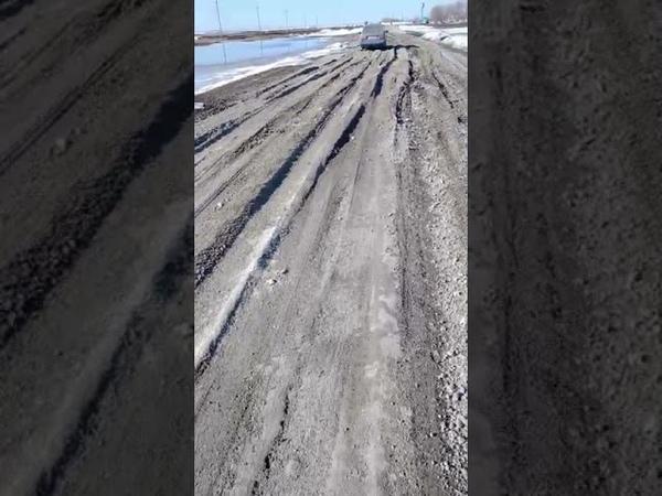 С Жаркен Тимирязевский район 2020 году в осенью делали ремонт дороги