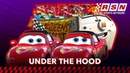 Under the Hood Fans Racing Sports Network by Disney Pixar Cars