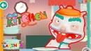 Смешные приколы toca boca мультик для детей! Видео игра toca kitchen лучшие приколы!