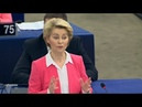 Neue EU-Kommission - Pressekonferenz mit Ursula von der Leyen