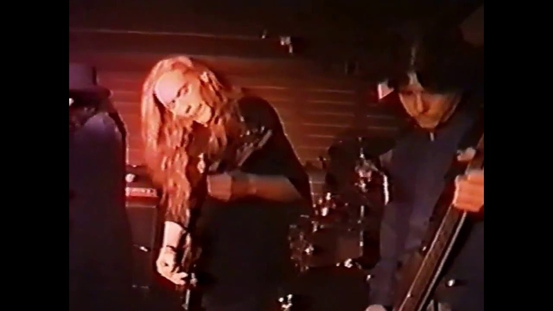 Theatre Of Tragedy 6 And When He Falleth Live Stavanger Norway 1995