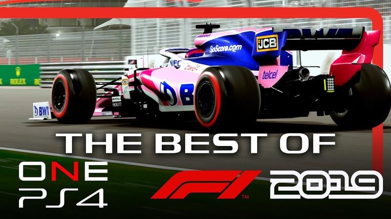 F1 2019 Rewind | ONBOARD_ESPORTS PS4 | DRS