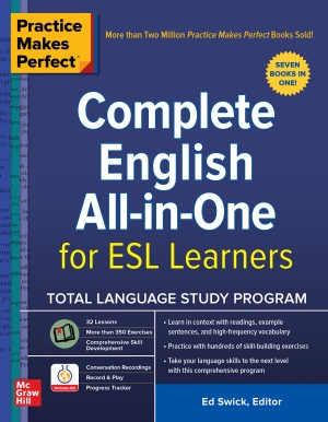 Complete English All-in-One - Ed Swick