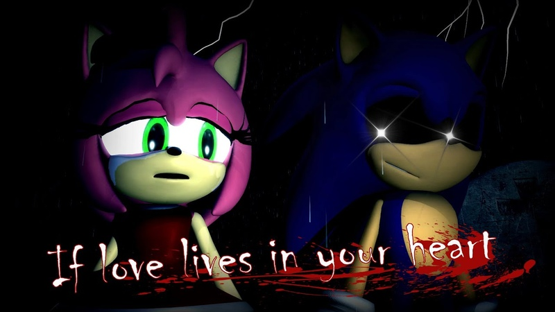 SKILLET.EXE - IF Love Lives In Your Heart Remix (sonic exe)