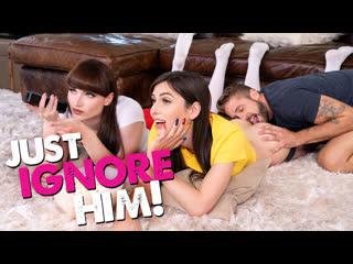 Natalie Mars, Korra Del Rio, Wesley Woods - Just Ignore Him