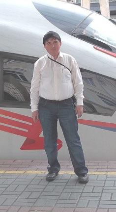 Александр Буравлев, Санкт-Петербург, Россия
