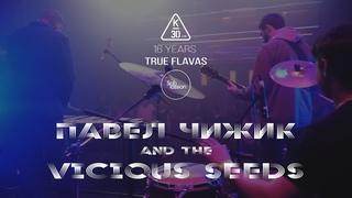 ПАВЕЛ ЧИЖИК & THE VICIOUS SEEDS @ К-30: True Flavas 16 Years