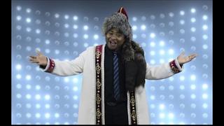 """Африканец поет на """"Туган Як"""" на татарском и башкирском"""