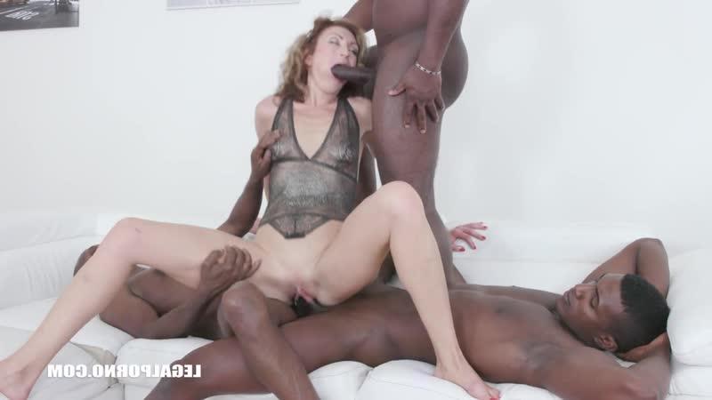 First anal first black cocks for kinky bitch Julia North IV334 [Anal, DAP, Gape, DP, Interracial, MILF, Gangbang]