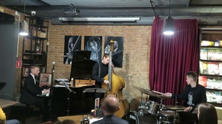 Arseny Vladimirov Trio - George Gershwin - Our Love Is Here To Stay (LIVE at ESSE JAZZ CLUB)