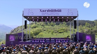 Азербайджанцы вернулись в Шушу!