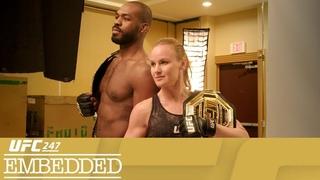 UFC 247: Embedded - Эпизод 4