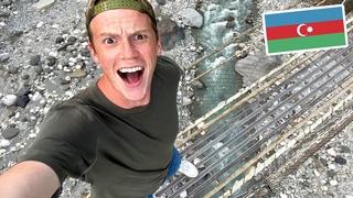 Exploring Azerbaijan: Mountains, Bridges, & Alpacas   Azerbaijan Travel Vlog