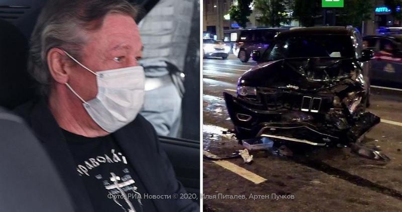 Второй свидетель защиты Ефремов был в машине не один