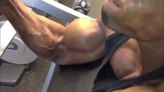 Build Bigger Guns - the right way to do preacher curl, intense biceps training
