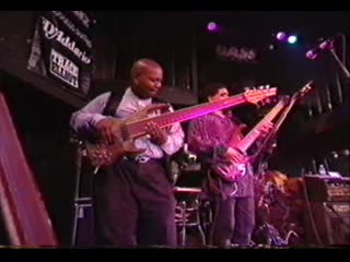 The Day The Bass Players Took Over The World (BassDay 1996) - Victor Wooten, Steve Bailey, Oteil Burbridge, Bill Dickens