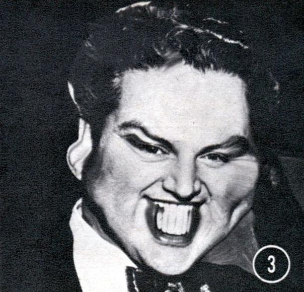 Серия искаженных фотографий известных личностей от знаменитого Weegee. Хотя уличная фотография остается его наследием, Weegee считал эти экспериментальные фотографии своим истинным