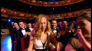 Juno Temple Awarded Rising star at the BAFTA's 2013