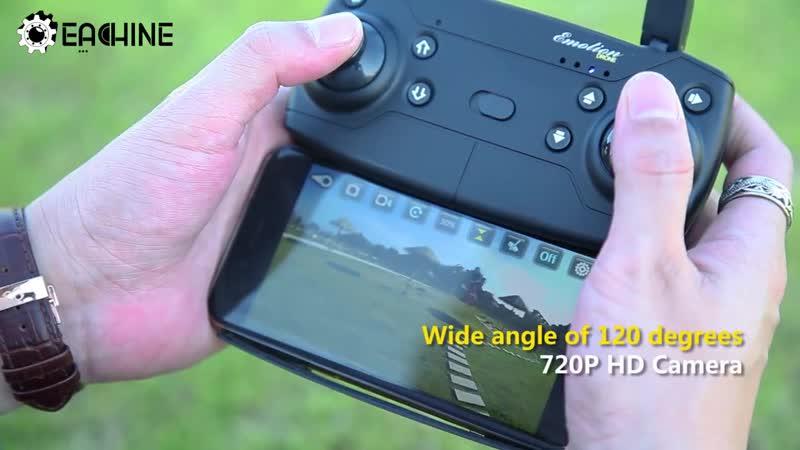 Eachine E58 WIFI FPV с широкоугольным HD 1080P 720P 480P камера