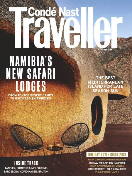 Conde Nast Traveller UK 2018 11