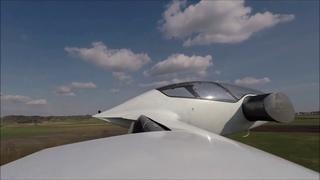 Lilium's 2 seater Eagle prototype VTOL jet complete maiden flight