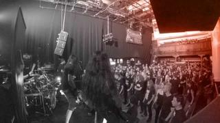 Saratan - The Sacred Path of Martya Xwar - At the Gate of Sethu tour 2013 - Blackened Thrash Metal(Poland)
