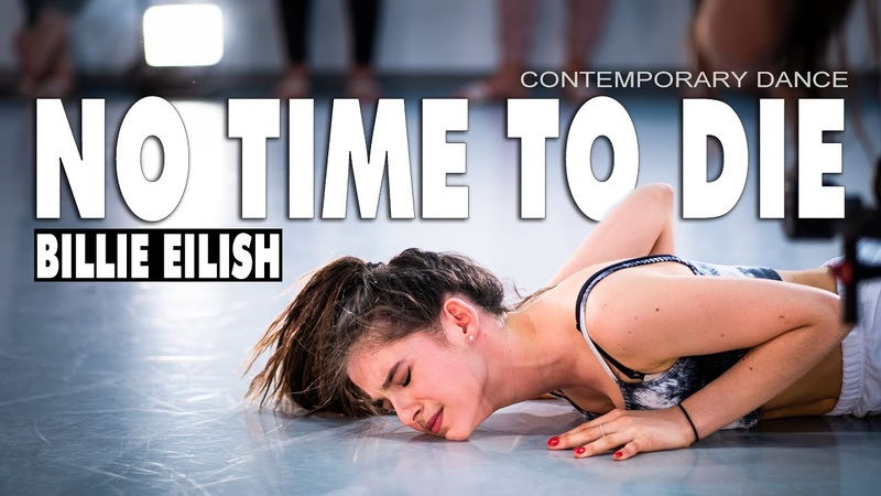 Billie Eilish No Time To Die Contemporary Dance Choreography Sabrina Lonis