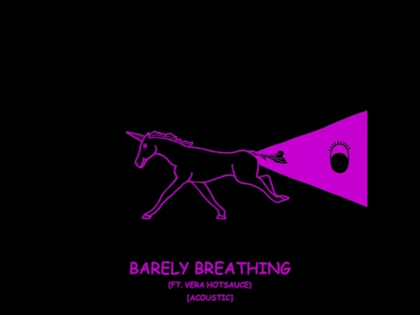 Dillon Francis Barely Breathing feat Vera Hotsauce Acoustic Version Official Audio