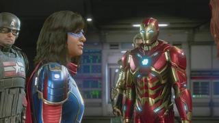 """""""Marvel's Avengers"""" (game): """"Kamala Khan"""""""