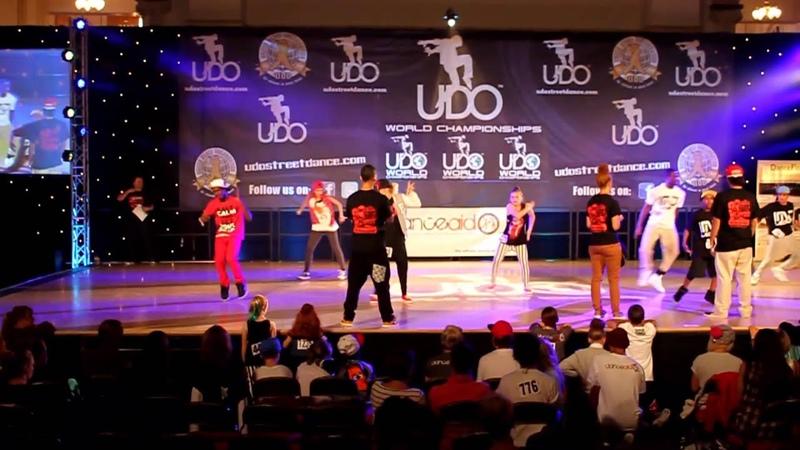 UDO World Street Dance Championships SOLOS