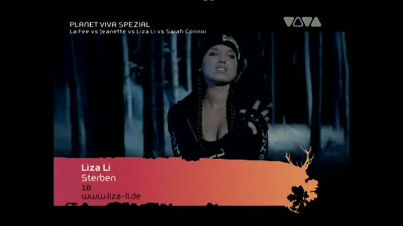 Lisa Li Sterben VIVA Polska