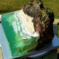 id_35370 Этот тортик просто невероятный 😍  Автор: labellepatissiere  #gif@bon