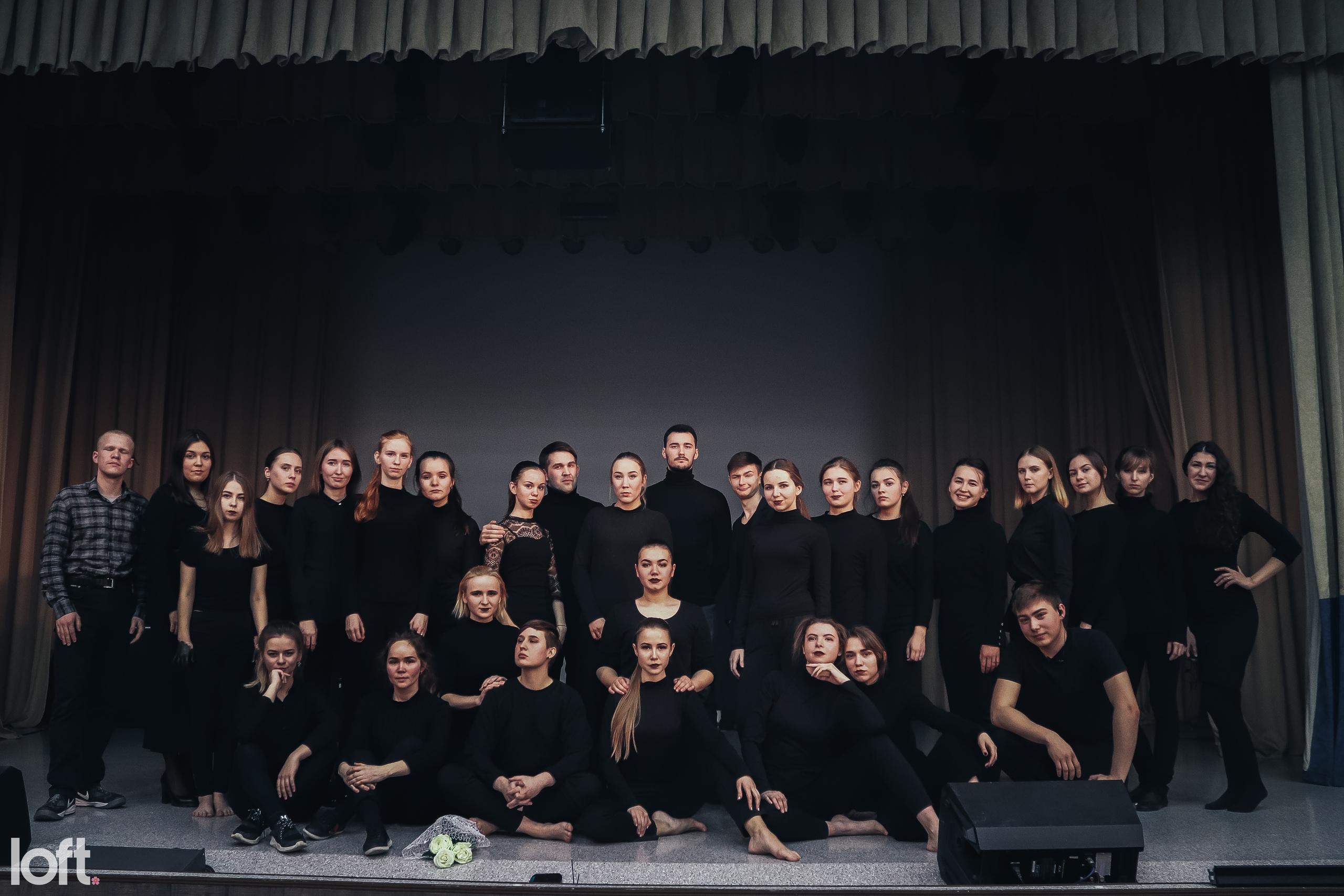 Студенты факультета музыки