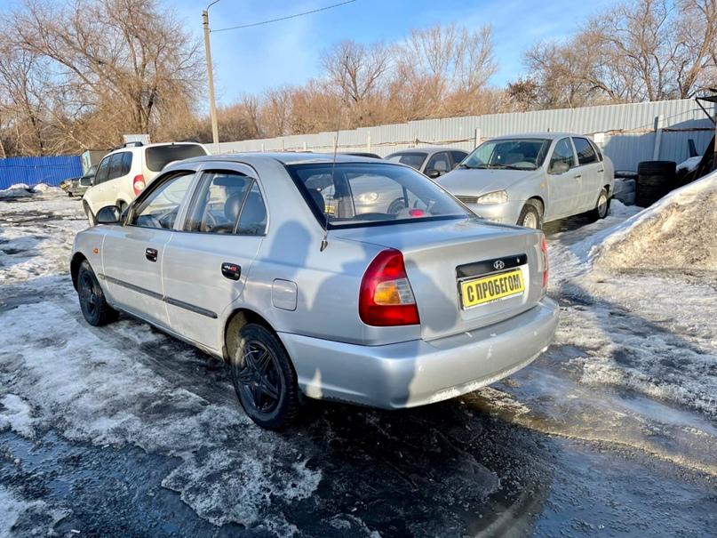 Купить Hyundai Accent 2008г 3 хоз,в дтп не | Объявления Орска и Новотроицка №17062