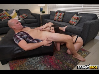 Fiona Frost - Rimming Lessons (14.03.21) [2021 г., Blowjob, Brunette, White, Hardcore, Cumshot, Hairy, Teen, Busty, Doggystyle]