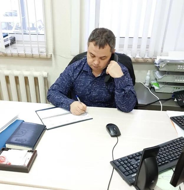Глава города Андрей Морозов провёл приём граждан