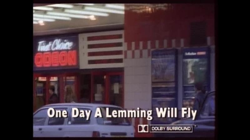 ➡ Метод Крекера 1993 1 Сезон 6 Серия One Day A Lemming Will Fly 1