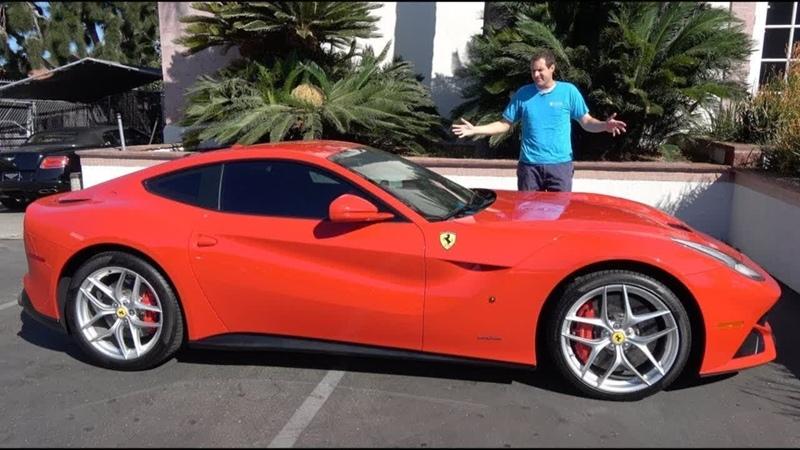Вот почему Ferrari F12 Berlinetta - это одна из лучших современных Ferrari