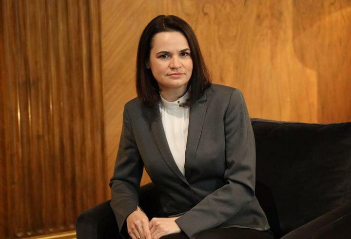 Тихановская: Санкций, введенных Евросоюзом, недостаточно. Это насмешка, ирежим Лукашенко смеется