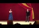 «Разорвать должны мы эту нить» автор Мария Зорина – исполняют Марина Деревягина и Андрей Ковалев