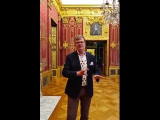 Видео экскурсия по дворцу Шарлоттенбург
