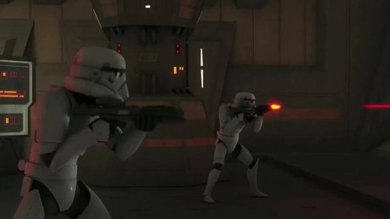 Звёздные Войны Повстанцы 3 сезон Трейлер Представление Трауна