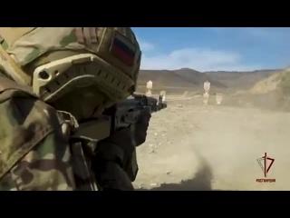 NewSoldat. Спецназ Россгвардии. Тренировка по тактической стрельбе